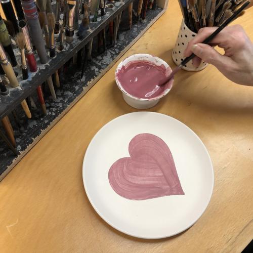 Beliebt Keramik selbst bemalen | Hedwig Bollhagen TE67