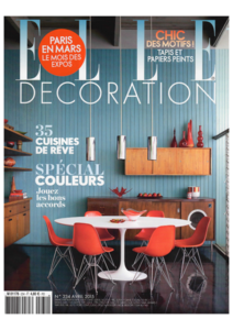ELLE DECO FRENCH